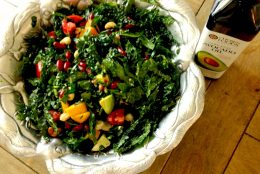 Avocado Oil Review and Our Daily Kale Salad Recipe