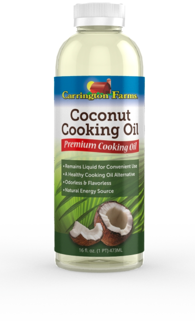 Carrington Farms Coconut Cooking Oil