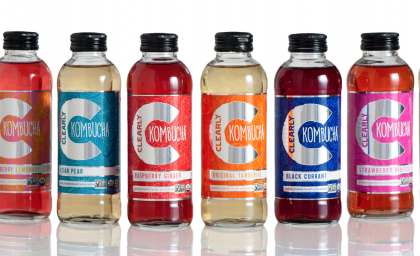 Booch of the Future: My Interview with Clearly Kombucha