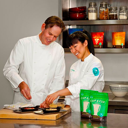 Cup4Cup Chef Keller and Kwak