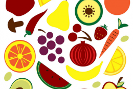 Eat Right with Color