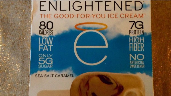 Enlightened front label
