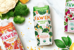 Souping is the New Juicing: Meet Fawen Drinkable Soup