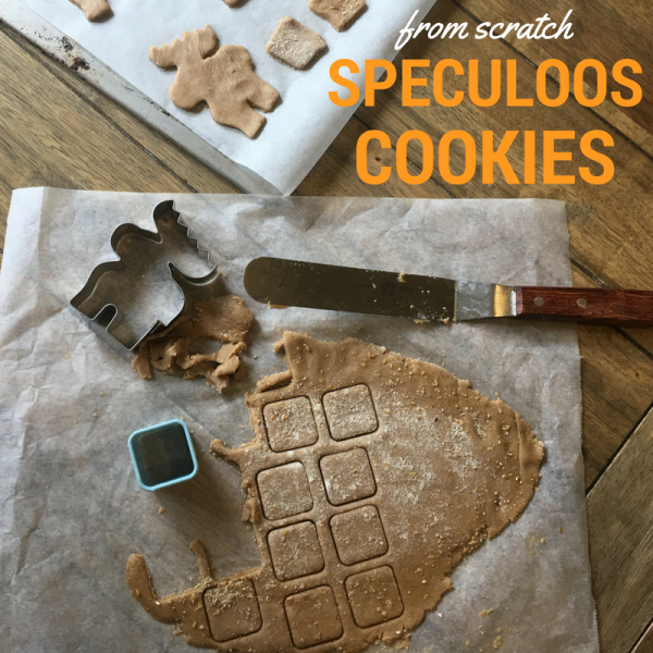 From Scratch Speculoos Cookies #glutenfree @wholify