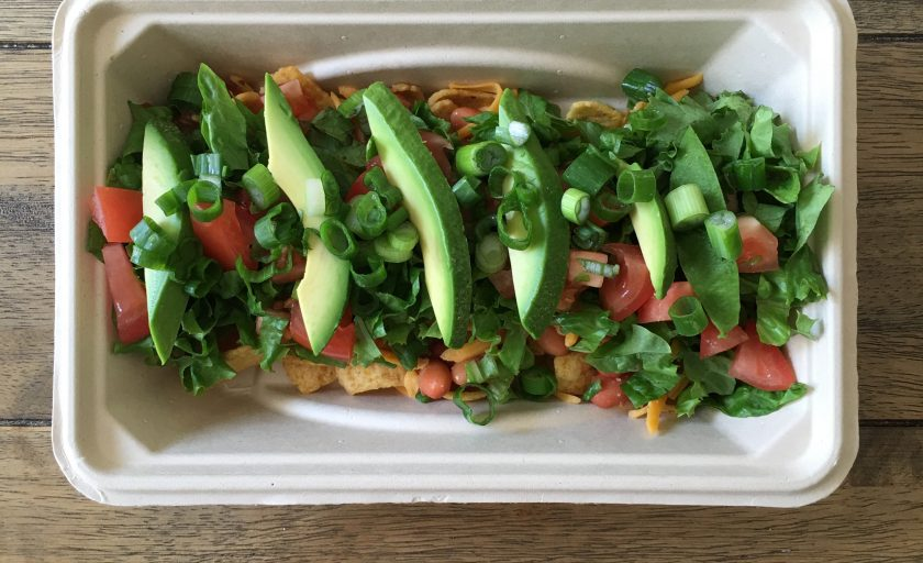 Haystacks – the 7 Layer Lunch {Recipe Redux}