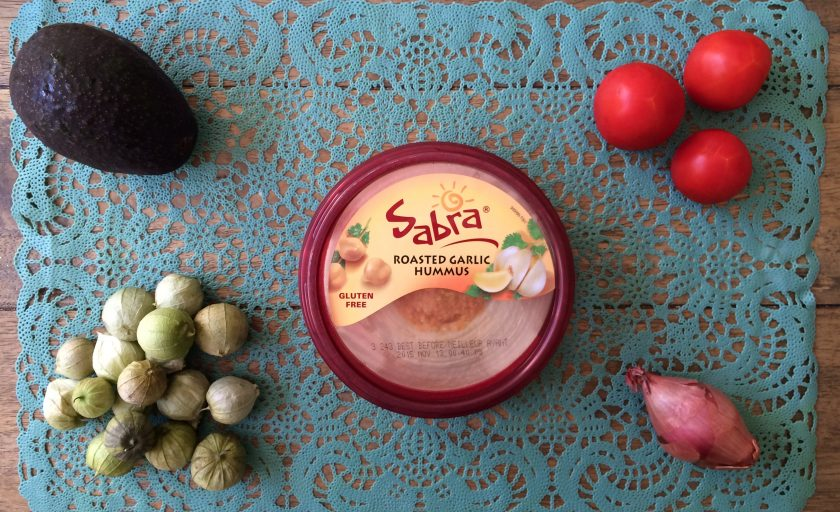 Hummus-olé! Healthy Tailgating with Sabra {Recipe Redux}