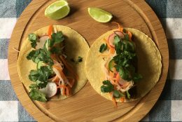 Korean Seitan Tacos {Recipe Redux}