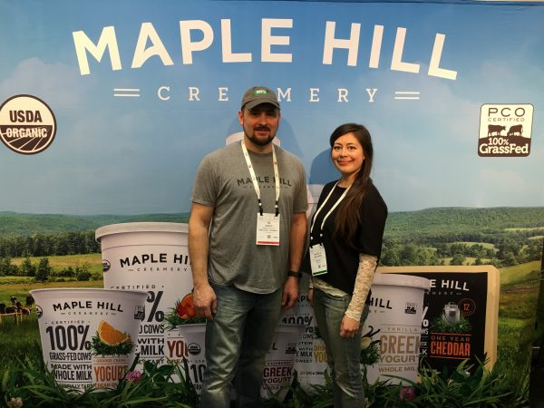 Maple Hill Creamery - Expo West
