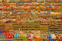 Where Has All The Real Food Gone?