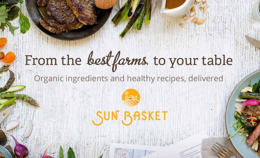 Sun Basket: Meal Delivery Review and GIVEAWAY