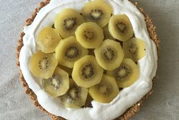 SunGold Kiwi Silk Pie
