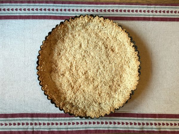 SunGold Kiwi Silk Pie Crust