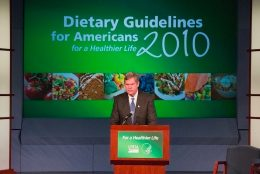 The Dietary Guidelines and You