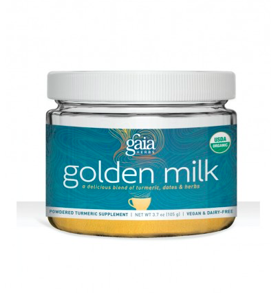 Top 10 Picks Expo West 2016 - Gaia Herbs Golden Milk