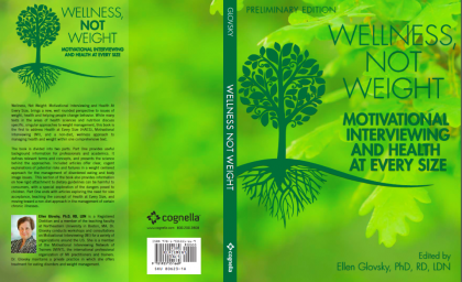 Wellness Not Weight: My Interview with Ellen Glovsky PhD, RD, LDN