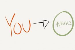 Do You Want To Be Whole?